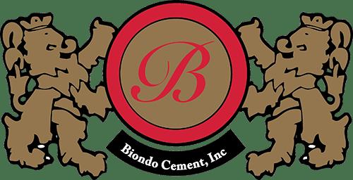 Biondo Cement Logo
